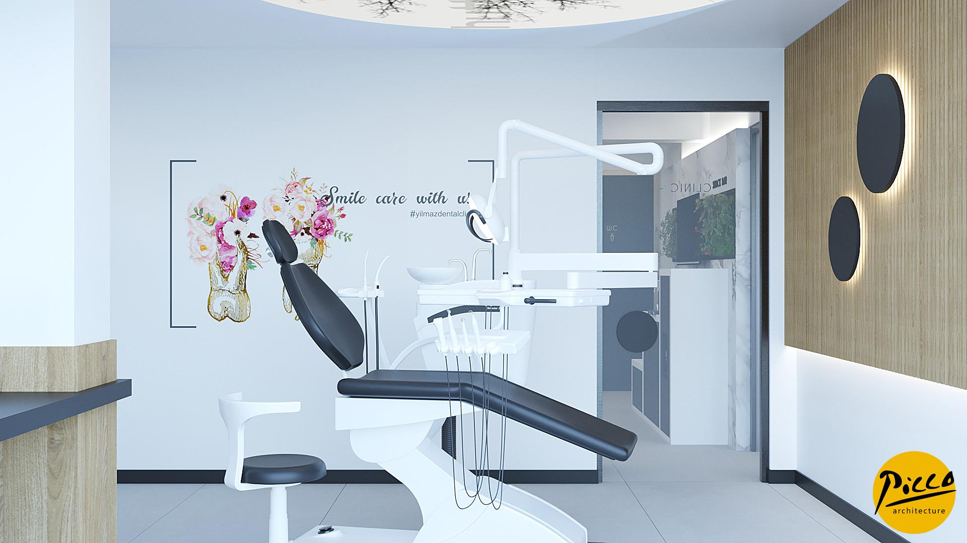 Dent 15 Klinik Tasarım